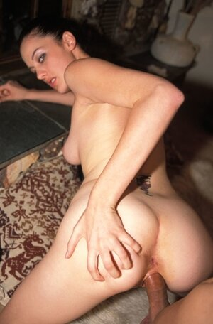 College girl visits her friend for passionate fuck in front of the fireplace